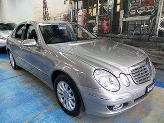 Used Mercedes-Benz E280 CDI Elegance, Marrickville, 2006 Mercedes-Benz E280 CDI Elegance W211 MY07 Sedan