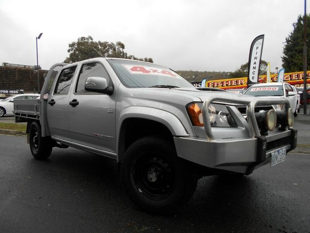 Used Holden Colorado LX (4x4), Upper Ferntree Gully, 2009 Holden Colorado LX (4x4)