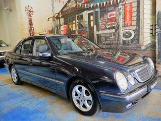 Used Mercedes-Benz E320 Elegance, Marrickville, 2002 Mercedes-Benz E320 Elegance W210 Sedan