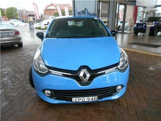 Used Renault Clio Expression EDC, 2013 Renault Clio Expression EDC X98 Series IV Hatchback