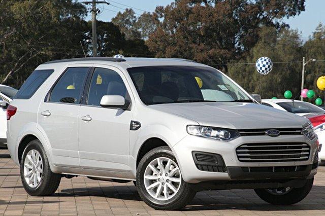 Discounted Demonstrator, Demo, Near New Ford Territory TX Seq Sport Shift AWD, Warwick Farm, 2016 Ford Territory TX Seq Sport Shift AWD SUV