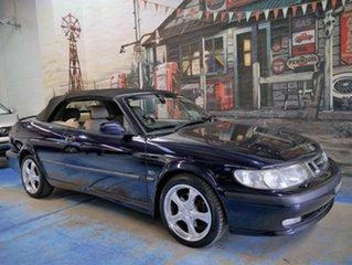 Used Saab 9-3 Turbo, Marrickville, 2003 Saab 9-3 Turbo MY2003 Convertible