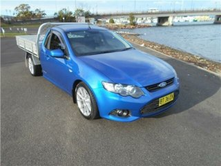 Used Ford Falcon XR6 Super Cab, 2012 Ford Falcon XR6 Super Cab FG MkII Cab Chassis