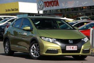 Used Honda Civic VTi-S, 2013 Honda Civic VTi-S 9th Gen MY13 Hatchback