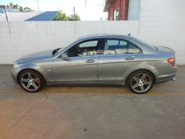 Used Mercedes-Benz C200 Kompressor Avantgarde, Redcliffe, 2008 Mercedes-Benz C200 Kompressor Avantgarde Sedan