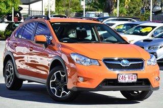 Used Subaru XV 2.0i Lineartronic AWD, 2015 Subaru XV 2.0i Lineartronic AWD G4-X MY15 Wagon