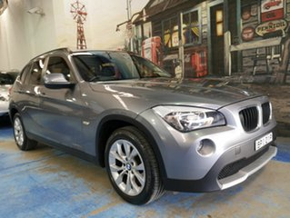 Used BMW X1 xDrive20d Steptronic, Marrickville, 2010 BMW X1 xDrive20d Steptronic E84 Wagon