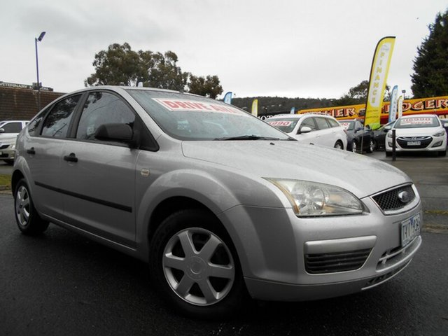 Used Ford Focus CL, Upper Ferntree Gully, 2005 Ford Focus CL Hatchback