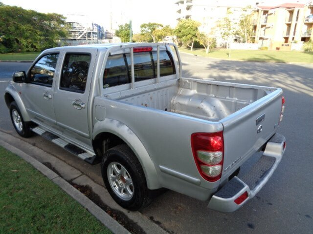 Used Great Wall V240 (4x2), Chermside, 2011 Great Wall V240 (4x2) K2 MY11 Dual Cab Utility