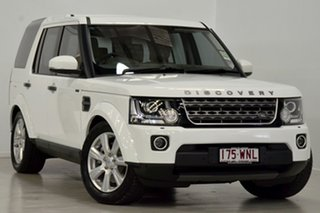 Used Land Rover Discovery SDV6 SE, 2015 Land Rover Discovery SDV6 SE Series 4 L319 MY16 Wagon