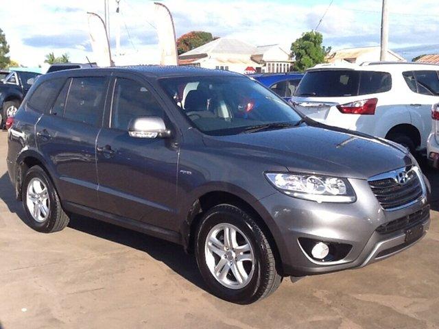 Used Hyundai Santa Fe SLX, Pialba, 2011 Hyundai Santa Fe SLX CM MY12 Wagon