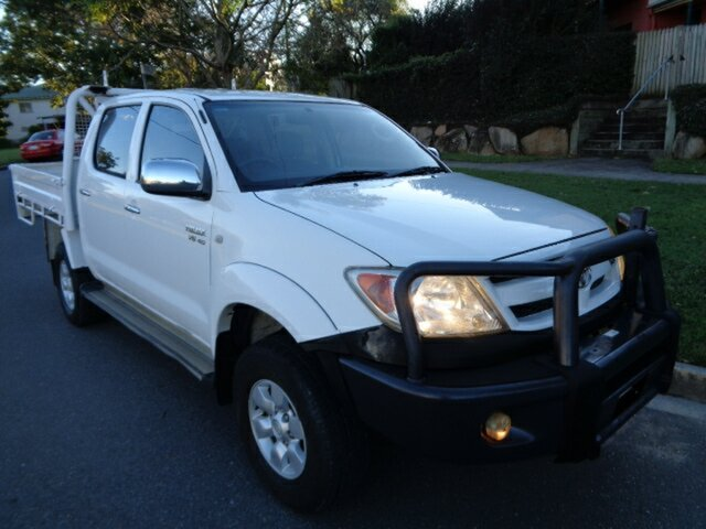 Used Toyota Hilux SR5 (4x4), Chermside, 2005 Toyota Hilux SR5 (4x4) GGN25R