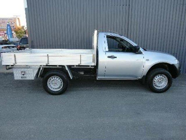 Used Mitsubishi Triton GL, Redcliffe, 1998 Mitsubishi Triton GL Cab Chassis