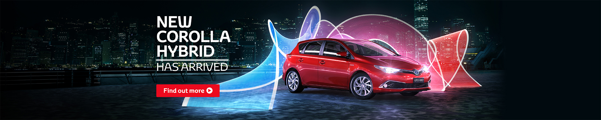 New Corolla Hybrid Melbourne