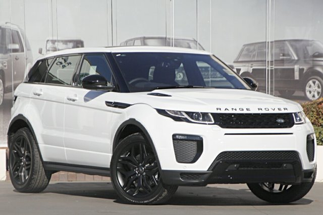 Demonstrator, Demo, Near New Land Rover Range Rover Evoque TD4 180 HSE Dynamic, Narellan, 2016 Land Rover Range Rover Evoque TD4 180 HSE Dynamic SUV