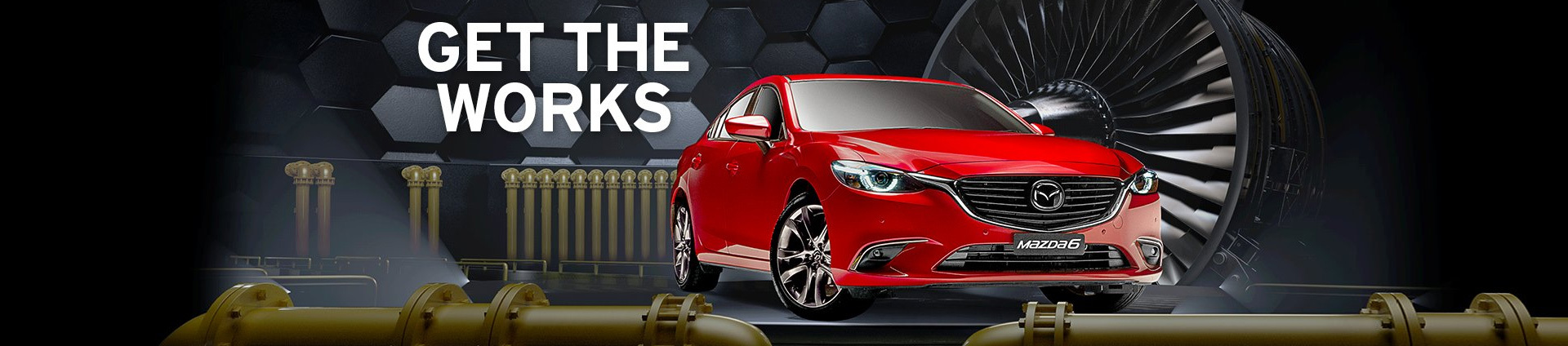 Mazda National Offer - Get The Works