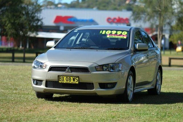 Used Mitsubishi Lancer ES Sportback, Lismore, 2008 Mitsubishi Lancer ES Sportback Hatchback