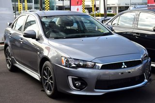 Discounted Demonstrator, Demo, Near New Mitsubishi Lancer ES Sport, Nundah, 2016 Mitsubishi Lancer ES Sport CF MY16 Sedan