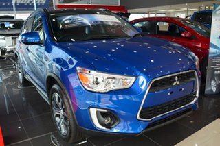 Discounted Demonstrator, Demo, Near New Mitsubishi ASX XLS 2WD, Nundah, 2016 Mitsubishi ASX XLS 2WD XB MY15.5 Wagon