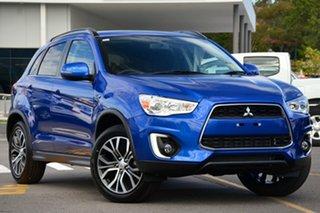 Discounted Demonstrator, Demo, Near New Mitsubishi ASX LS 2WD, Nundah, 2016 Mitsubishi ASX LS 2WD XB MY15.5 Wagon