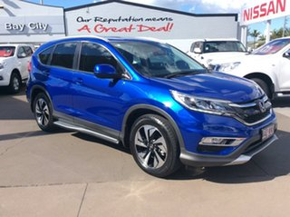 Used Honda CR-V Limited Edition, Pialba, 2015 Honda CR-V Limited Edition RM Series II MY16 Wagon