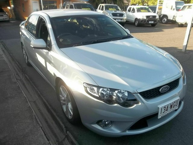 Used Ford Falcon, North Rockhampton, 2011 Ford Falcon Sedan