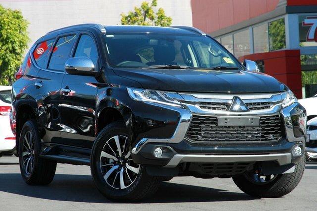 Demonstrator, Demo, Near New Mitsubishi Pajero Sport Exceed, Bowen Hills, 2017 Mitsubishi Pajero Sport Exceed Wagon
