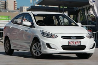 Discounted Demonstrator, Demo, Near New Hyundai Accent Active, Windsor, 2015 Hyundai Accent Active RB3 MY16 Sedan