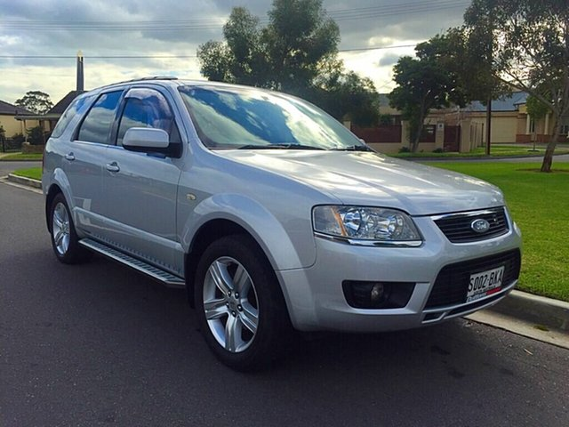 Used Ford Territory TS RWD Limited Edition, Somerton Park, 2009 Ford Territory TS RWD Limited Edition Wagon