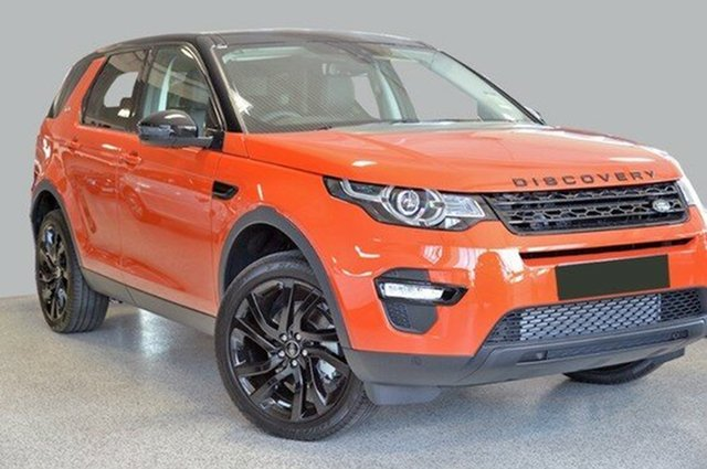 New Land Rover Discovery Sport, Southport, 2016 Land Rover Discovery Sport Wagon