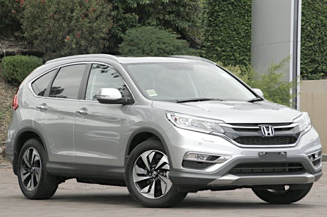 Discounted Demonstrator, Demo, Near New Honda CR-V VTi-L, Southport, 2016 Honda CR-V VTi-L SUV