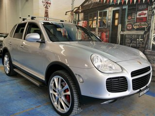 Used Porsche Cayenne Turbo, Marrickville, 2005 Porsche Cayenne Turbo 9PA Wagon
