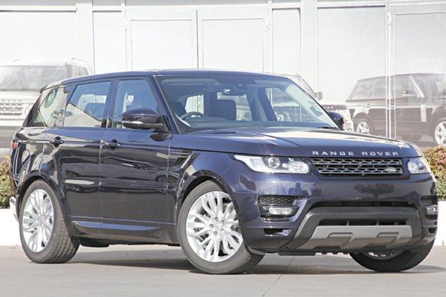 Demonstrator, Demo, Near New Land Rover Range Rover Sport TdV6 CommandShift SE, Narellan, 2016 Land Rover Range Rover Sport TdV6 CommandShift SE SUV