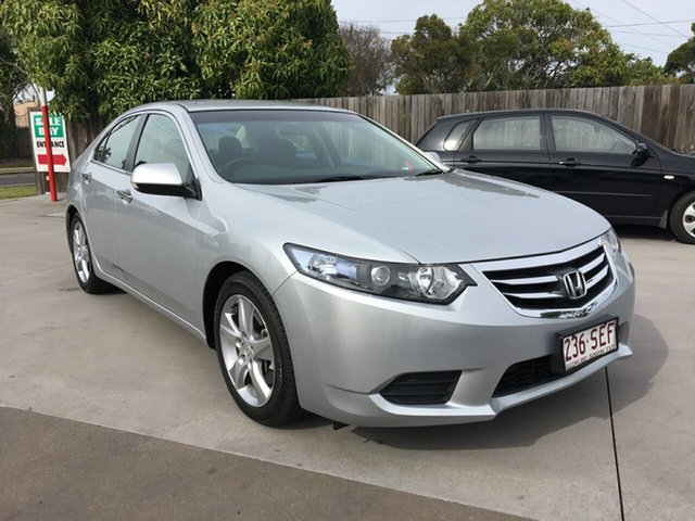 Used Honda Accord VTi, Pialba, 2012 Honda Accord VTi 8th Gen MY12 Sedan