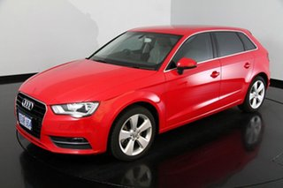 Used Audi A3 Ambition Sportback S tronic, Victoria Park, 2013 Audi A3 Ambition Sportback S tronic Hatchback.