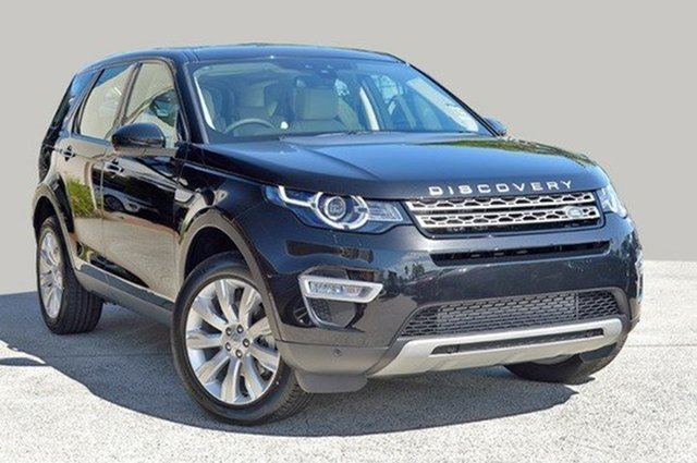 Used Land Rover Discovery Sport SD4 HSE Luxury, Southport, 2015 Land Rover Discovery Sport SD4 HSE Luxury Wagon