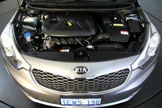 Used Kia Cerato S, Welshpool, 2015 Kia Cerato S Sedan.