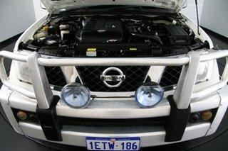 Used Nissan Navara ST-X, Victoria Park, 2007 Nissan Navara ST-X Utility.