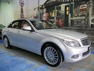 Used Mercedes-Benz C280 Elegance, Marrickville, 2007 Mercedes-Benz C280 Elegance W204 Sedan