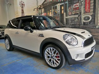 Used Mini Clubman John Cooper Works, Marrickville, 2008 Mini Clubman John Cooper Works R55 Wagon