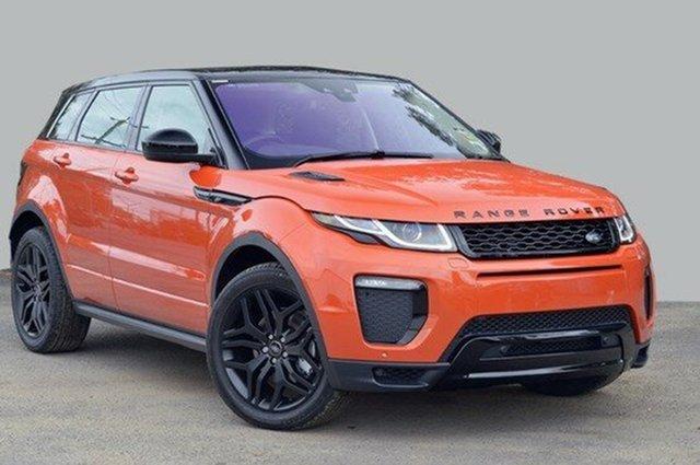 New Land Rover Evoque, Southport, 2016 Land Rover Evoque Wagon