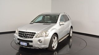 Used Mercedes-Benz ML350 CDI BlueEFFICIENCY AMG Sports, Victoria Park, 2009 Mercedes-Benz ML350 CDI BlueEFFICIENCY AMG Sports Wagon.