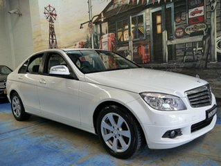 Used Mercedes-Benz C200 Kompressor Classic, Marrickville, 2008 Mercedes-Benz C200 Kompressor Classic W204 Sedan