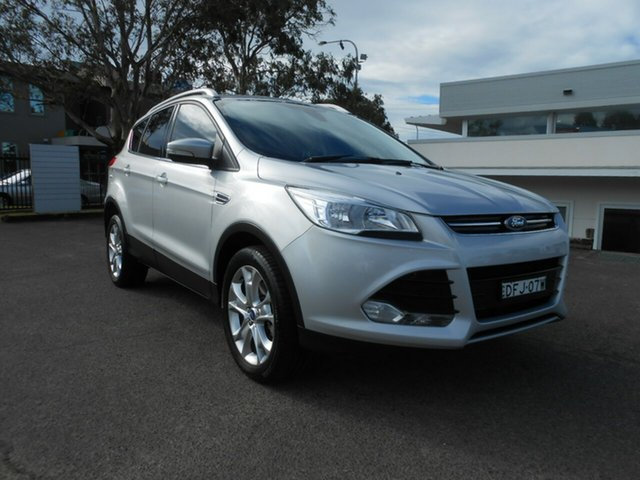 Used Ford Kuga Trend PwrShift AWD, Nowra, 2014 Ford Kuga Trend PwrShift AWD TF Wagon