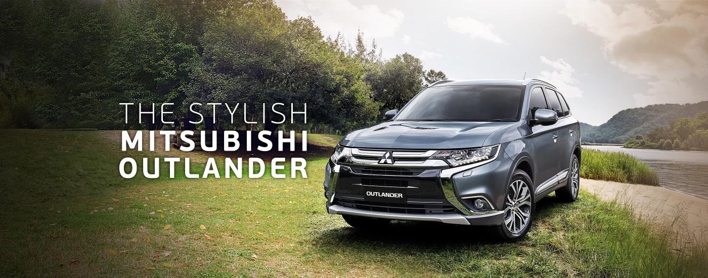 The Stylish Mitsubishi Outlander