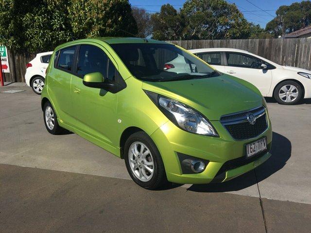 Used Holden Barina CD, Pialba, 2013 Holden Barina CD TM MY14 Hatchback