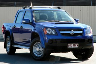 Used Holden Colorado LX Crew Cab, 2010 Holden Colorado LX Crew Cab RC MY10 Utility