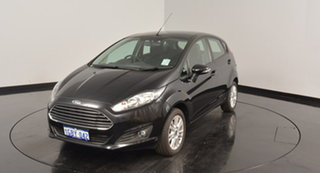 Used Ford Fiesta Trend PwrShift, Victoria Park, 2015 Ford Fiesta Trend PwrShift Hatchback.