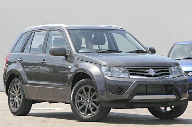 Discounted Demonstrator, Demo, Near New Suzuki Grand Vitara Navigator 2WD, Warwick Farm, 2016 Suzuki Grand Vitara Navigator 2WD SUV