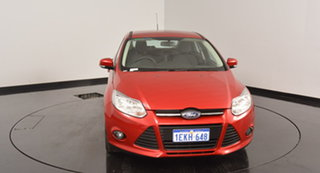 Used Ford Focus Trend PwrShift, Victoria Park, 2012 Ford Focus Trend PwrShift LW MKII Hatchback.